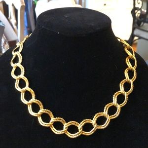 Emily Ray Bold double link gold chain
